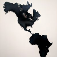 The influence of Africa over South America