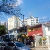 Little villas on teh street