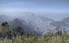 Another great view from the top of Corcovado