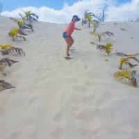 Dune-surfing