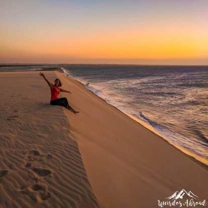 The dune of Jericoacoara