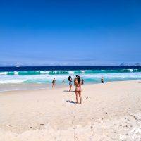 The famous Brazilian bikini...