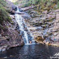 Waterfall massage!