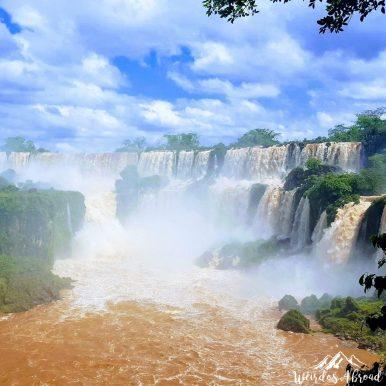Iguazu - square