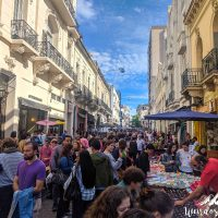San Telmo Sunday fair