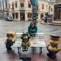 Hello Mafalda! :-)