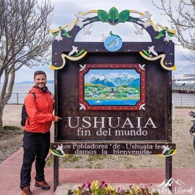 Ushuaia - square